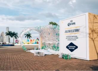 Una Ola de plástico: el escenario que quiere prevenir cerveza Corona