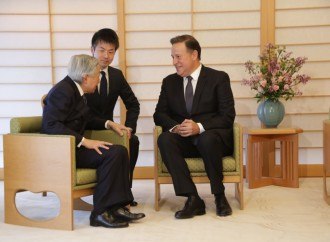 Presidente Varela y Primer Ministro Abe refuerzan alianza estratégica durante encuentro en Tokio