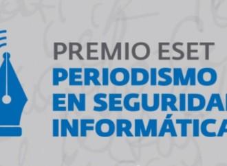 Comienza la inscripción para participar del Premio ESET al Periodismo en Seguridad Informática
