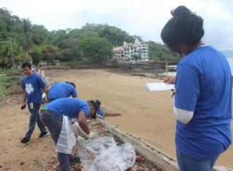 Residentes de Isla Taboga apuestan por la protección del ambiente mediante la primera Feria de Reciclaje