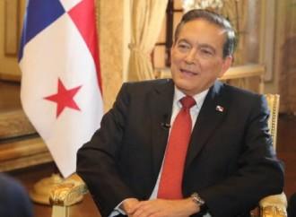 Presidente Cortizo Cohen elogia participación folclórica panameña en el extranjero