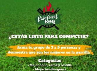 Rainforest BBQ un evento para los amantes del asado y la naturaleza