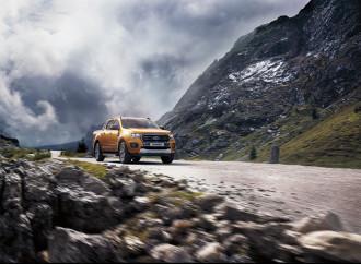 La nueva Ford Ranger 2020 añade innovación y fuerza alsegmentode pickups medianas