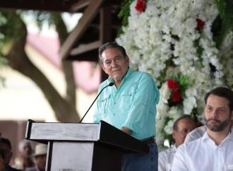 Presidente inicia hoy hoy gira de trabajo a Chiriquí y comarca Ngäbe-Buglé