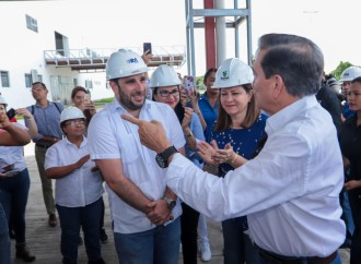 Presidente Cortizo Cohen promete reactivar obras en Chiriquí