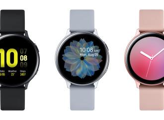 Galaxy Watch Active2: Diseñado para ayudar a equilibrar el bienestar con conectividad mejorada