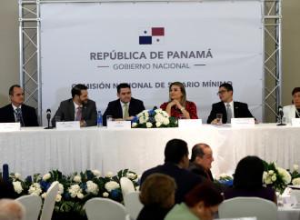 Vicepresidente Carrizo: «revisión a salario mínimo garantizará derechos laborales y desarrollo económico»