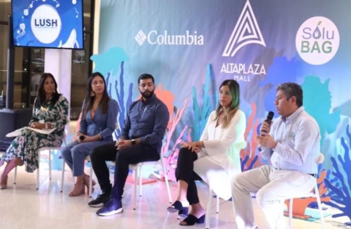 AltaPlaza Mall sigue sumando acciones en beneficio del medio ambiente