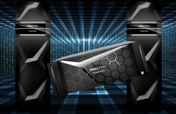 Con Dell EMC PowerMax, Dell Technologies ofrece innovación en el almacenamiento, rendimiento excepcional y flexibilidad en la nube
