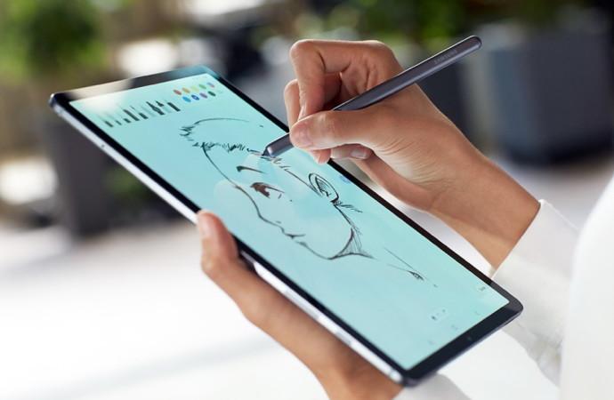 6 razones por los creativos amarán el Galaxy Tab S6