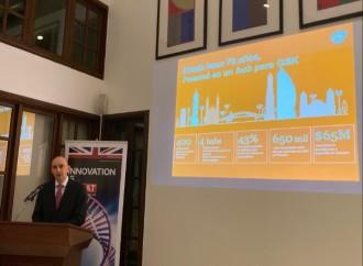 GSK apuesta a Panamá como hub farmacéutico para la región
