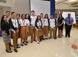 Con proyecto contra el bullying estudiantes de Panamá ganan premio internacional
