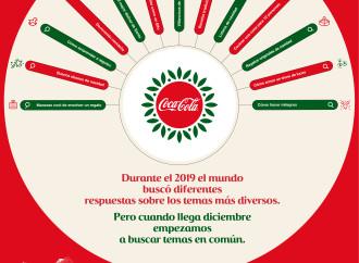 Coca-Cola, Ogilvy y Google se unen para demostrar la fuerza de lo que compartimos en Navidad