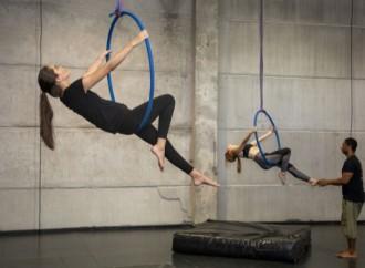 Xielo inicia el 2020 con nuevos cursos de danza aérea y contemporánea para todas las edades