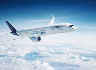 El Grupo Lufthansa cierra alianza estratégica con Google Cloud