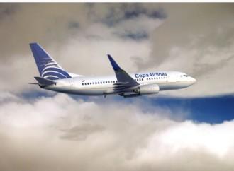 Copa Airlines filtra el aire en todas sus aeronaves generando máxima pureza y un ambiente saludable a bordo