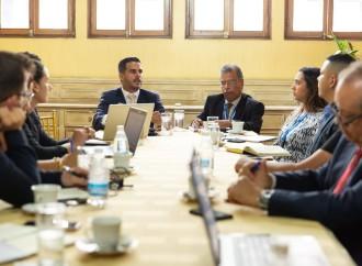 Gobierno avanza en organización de los XXIV Juegos Centroamericanos y del Caribe