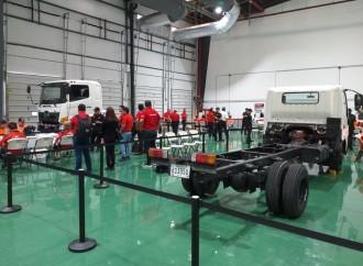 Panamá es sede del Centro de Entrenamiento de Hino Motors para toda Latinoamérica