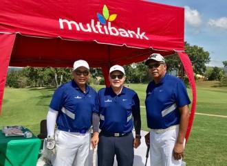 Multibank patrocinador del XXII Torneo de Golf de la Asociación Bancaria de Panamá