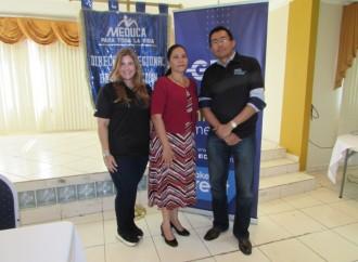 Meduca y GBM Panamá se unen en beneficio de la educación panameña en una alianza público-privada