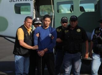 Gobierno confirma recaptura de Ventura Ceballos en Chiriquí