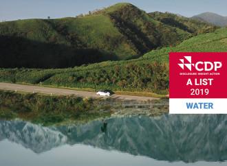 Liderazgo de Nissan en seguridad del agua es reconocido por CDP