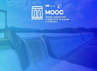 #yomequedoencasa y aprovecho los cursos virtuales gratuitos en Desnutrición infantil y Seguiridad de Presas y Embalses de CAF