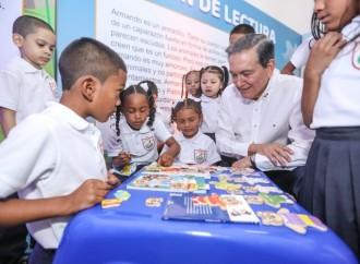 Presidente Cortizo Cohen participa en acto de inicio del año escolar