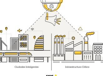 Flexibilidad, facilidad y rentabilidad: las ventajas del audio en red para ciudades inteligentes e infraestructuras críticas