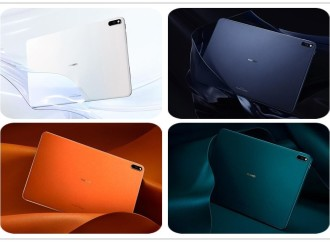La Estética detrás de HUAWEI MatePad Pro, la Tablet más hermosa del 2020