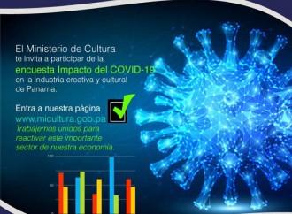 MiCultura realiza encuesta por impacto del Covid-19 en industrias creativas y culturales