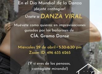 Día Internacional de la Danza en Cuarentena