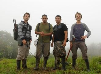 Se amplía la distribución de fauna panameña