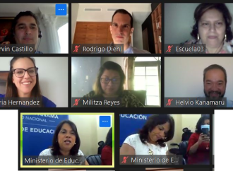 Plataforma educativa online de Samsung lista para iniciar oficialmente en escuela de Panamá