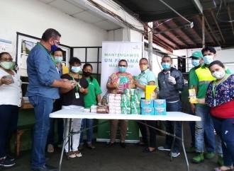 Mars Wrigley en alianza con el Club de Leones de Balboa muestra su apoyo a entidades en primera línea de acción de la pandemia regalando dulces momentos