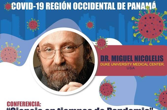 """Viene el lanzamiento del """"Comité Científico contra COVID-19 en la Región Occidental de Panamá-C4RO"""""""