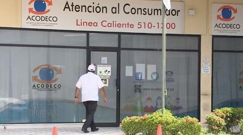 Acodeco atendió quejas por más de 10 millones de balboas
