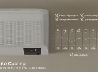 Cómo el aire acondicionado Wind-Free de Samsung mantiene su hogar cómodo, fresco y saludable
