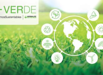 Herbalife Nutrition refuerza con acciones concretas su compromiso con la sustentabilidad