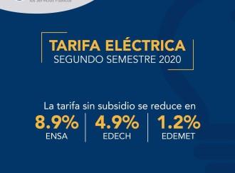 Más de 1 millón de clientes beneficiados con anuncio de tarifa eléctrica