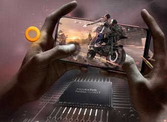 La experiencia de juego es ahora más potente con el nuevo chipset  G90 de MediaTek
