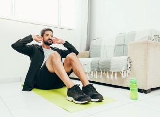 Cómo incluir el ejercicio en el cronograma del trabajo en casa
