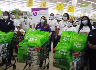 350 familias de La Chorrera reciben aporte para aliviar su situación por el Covid-19
