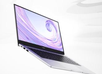 Matebook D14 de Huawei, una laptop versátil y accesible para los estudiantes