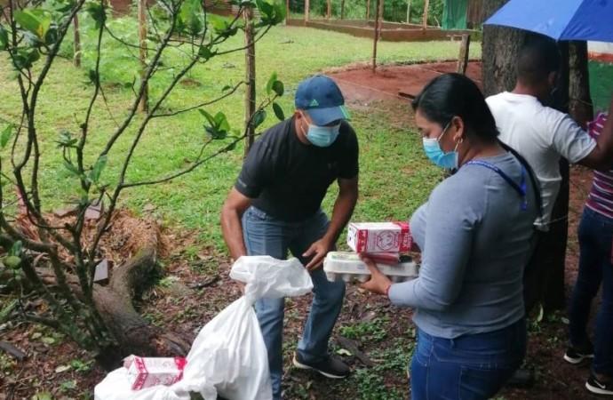 Programa Panamá Solidario atiende a 100 mil familiasen La Chorrera