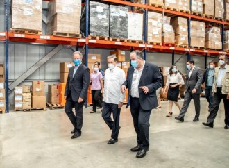 La ONU selecciona a Panamá como el centro de despacho de respuesta humanitaria en la región