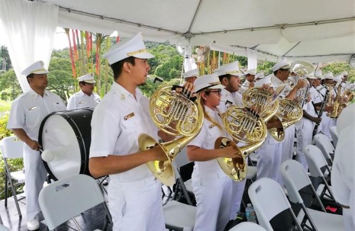 Banda Republicana de Panamá está lista para el concierto internacional virtual con la Banda de San José de Costa Rica