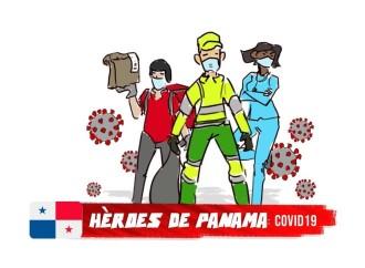 MiCultura apoya concurso de pintura y dibujo Héroes de Panamá Covid-19