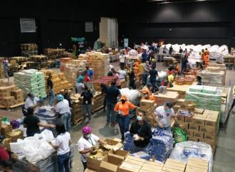 Héroes anónimos trabajan al servicio del país en Panamá Solidario