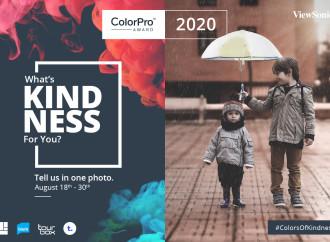 """ViewSonic realiza el concurso global de fotografía """"ColorPro Award"""""""
